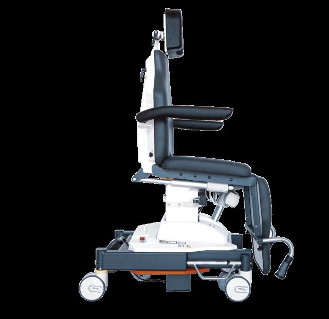 Seitenansicht Behandlungsstuhl UFSK-OSYS 500 XLE