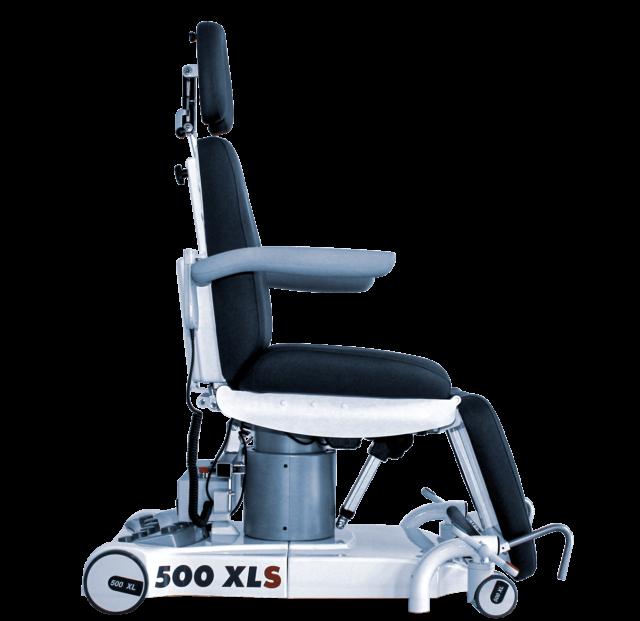Seitenansicht Behandlungsstuhl UFSK-OSYS 500 XLS