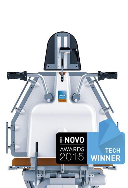 UFSK-OSYS Behandlungsstuhl eyeForce Tech Winner i-NOVO Awards 2015