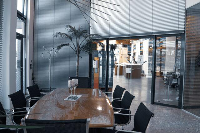 Räumlichkeiten UFSK-International OSYS in Regensburg