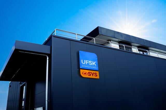 Firmengebäude UFSK-OSYS
