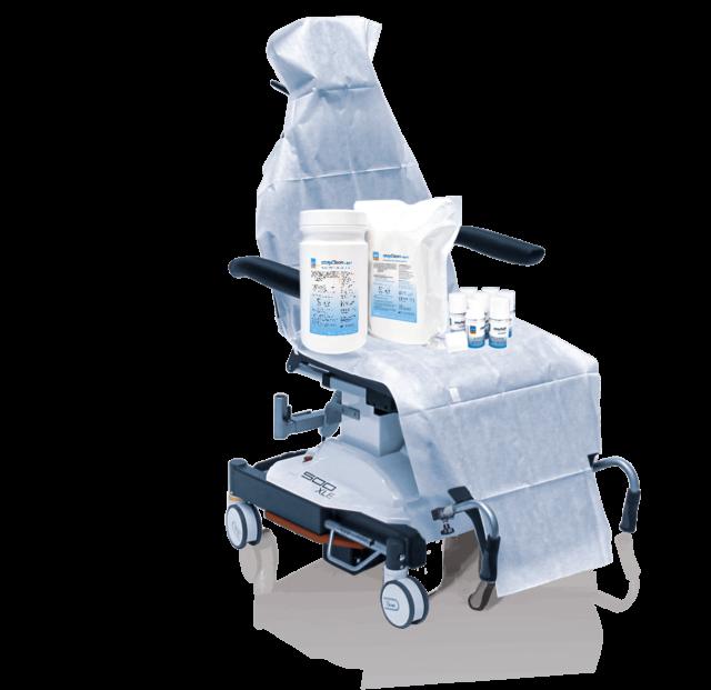 Pflege- und Reinigungsprodukte von UFSK-OSYS