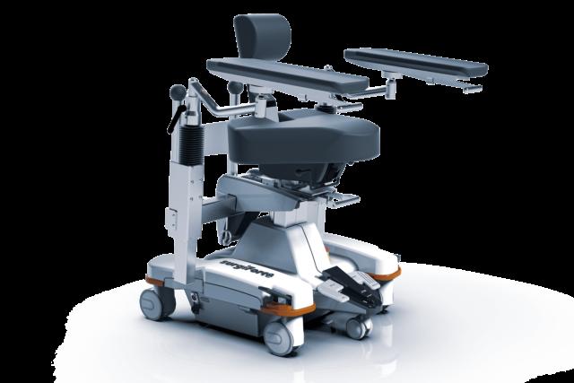 UFSK-OSYS Operateurstuhl surgiForce premiumLine für die Ophthalmo- und Mikrochirurgie