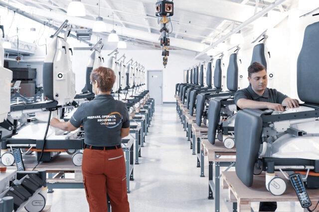 Technischer Service von UFSK-OSYS
