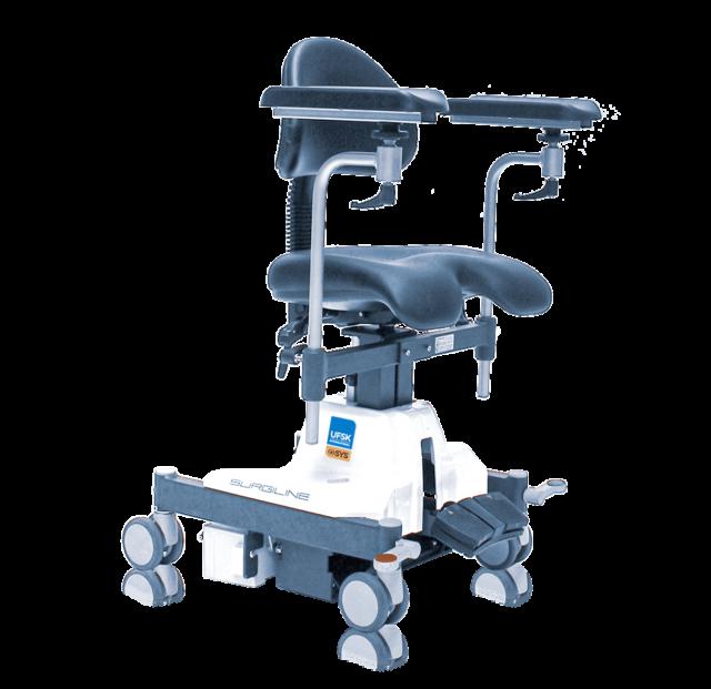 UFSK-OSYS Operateurstuhl surgiLine performanceLine für die Mikrochirurgie